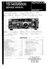 Buy TS140S Service Manual by download Mauritron #325492