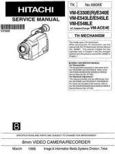 Buy Hitachi VM-5400A-2 Service Manual by download Mauritron #286735