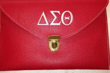 Buy Delta Sigma Theta Leatherette Envelope Clutch