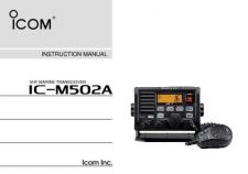Buy Icom IC-F3 IC-F4 S Land Mobile Operating Guide by download Mauritron #317329