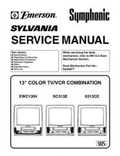 Buy Emerson 6313CE Service Manual by download Mauritron #330508
