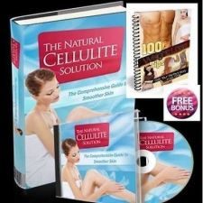 Buy THE NATURAL CELLULITE SOLUTION-PDF EBOOK+MP3 AUDIOBOOK MRR RESELL RIGHTS+FREEBIE