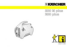 Buy Karcher K 200 plus Washer Operating Guide by download Mauritron #315523