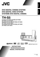 Buy JVC TH-S5-3 Service Manual by download Mauritron #284015