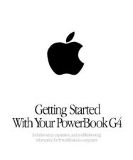 Buy Apple PowerBookG4 15inchOrigGettingStarted by download Mauritron #314427