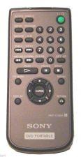 Buy SONY RMT D182A REMOTE CONTROL = portable DVD player DVP FX805K FX810 FX815 FX850