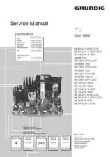 Buy Grundig CUC-1836 version 2 Service manual by download Mauritron #331310