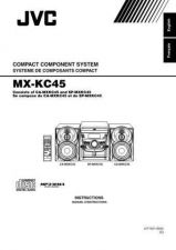 Buy JVC MX-KC45J by download Mauritron #276365