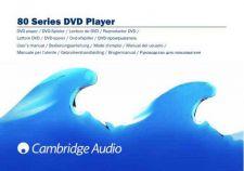 Buy Cambridge Audio AP185974CADVD80SeriesUsersManual by download Mauritron #311773