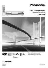 Buy Panasonic DMR-E30 Manual by download Mauritron #298925