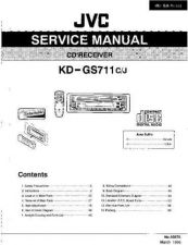 Buy JVC JVC-A0-V60D502 Service Manual by download Mauritron #274658