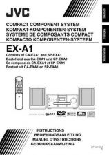 Buy JVC EX-A1-16 Service Manual by download Mauritron #280309