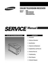 Buy Samsung TXN2771HFX Service Manual by download Mauritron #332879
