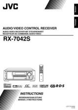 Buy JVC RX-7042S-6 Service Manual by download Mauritron #283222