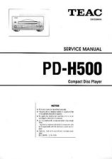 Buy Teac PD-H300mk2M Service Manual by download Mauritron #319469