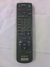 Buy Genuine Sony RMT V203 Video Remote Control - TV VTR video SLV 675HF SLV 676HF