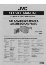 Buy Panasonic GR-AXM66EG-AXM768EG Manual by download Mauritron #299417