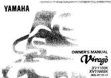 Buy Yamaha 3EG-28199-29 Motorcycle Manual by download #334068