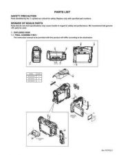 Buy JVC yf078par Service Manual by download Mauritron #273886