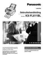 Buy Panasonic FL611BL_1 Manual by download Mauritron #299214