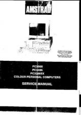 Buy Amstrad FX8600AT User Guide by download Mauritron #331122