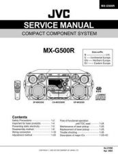 Buy JVC 21098 Service Manual by download Mauritron #281323