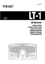 Buy Teac LT-1EFSGIN Operating Guide by download Mauritron #318864