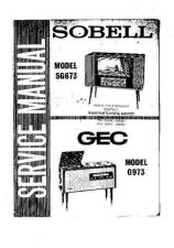 Buy GEC. G973.. Service Information. by download Mauritron #329326