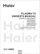 Buy haier-42hp25sat-manual by download Mauritron #329361
