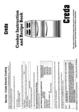 Buy Creda HB49130 Operating Guide by download Mauritron #312930
