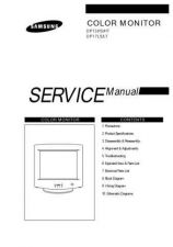Buy Samsung DP15HS Service Manual by download Mauritron #322579
