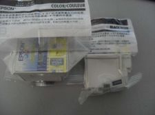 Buy Epson ink black T013 color T014 = stylus printer 480sxu c40ux TO13 201 TO14 201