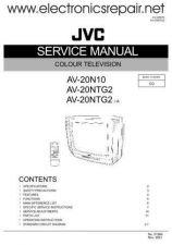 Buy JVC JVC. AA-V40U. CDC-872. Service Manual Circuits Schematics by download Mauritron #
