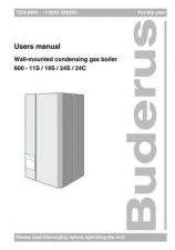 Buy Buderus & Camray 600 11S by download Mauritron #324132