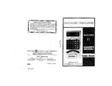 Buy Radio Shack EC-21 by download Mauritron #327819