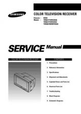 Buy Samsung TXN2771HFX Service Manual by download Mauritron #322651