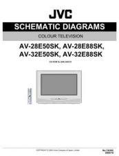 Buy JVC AV-27FA44 Service Manual by download Mauritron #279767