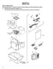 Buy JVC GR-DVL317 PAR Service Manual by download Mauritron #279178
