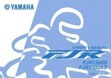 Buy Yamaha 5JW-28199-23 Motorcycle Manual by download #334448