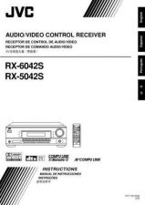 Buy JVC RX-6042S-4 Service Manual by download Mauritron #276517