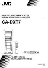 Buy JVC CA-DXT7-5 Service Manual by download Mauritron #273925