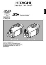 Buy Hitachi DZMV380E-3 Service Manual by download Mauritron #290057