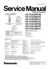 Buy Panasonic TCD200FX_FINAL_0610 Manual by download Mauritron #301936