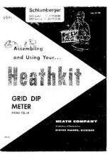 Buy Heathkit GD1B Grid Dip Meter by download #334654