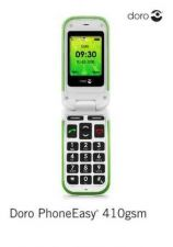 Buy Doro PhoneEasy409s v20-2011(A3) Operating Guide by download Mauritron #331227