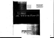 Buy AMSTRAD. SRX200. Operating Guide by download Mauritron #327264