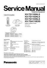 Buy Panasonic KX-TG1092EB Manual by download Mauritron #300423