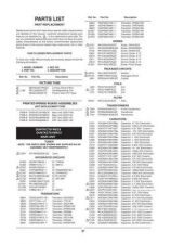 Buy Sharp 677_Part list Manual by download Mauritron #298067