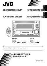 Buy JVC KW-TC400-KW-TC100 Service Manual by download Mauritron #282613