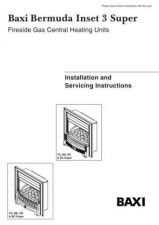 Buy Baxi BERMUDA INSET 3 SUPER by download Mauritron #323979